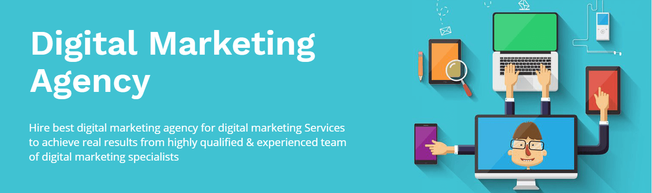 digital marketing agency banner